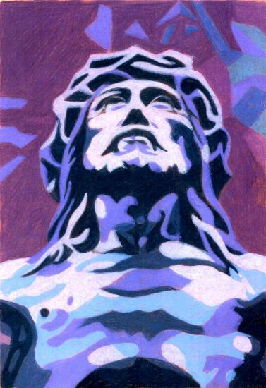 Jesus Christ by volkov